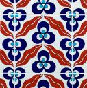 Tiles - Ceramic Art Tile - Iznik - Ann Sacks Tile &amp; Stone - ann sacks, iznik, tiles