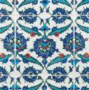 Ceramic Art Tile, Iznik, Ann Sacks Tile & Stone