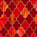 Tiles - Glass - Chrysalis - Ann Sacks Tile & Stone - ann sacks, chrysalis, red rose, Marrakech , tiles