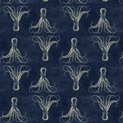 Fabrics - cuttlefish fabric by trollop for sale on Spoonflower - custom fabric - cuttlefish, fabric