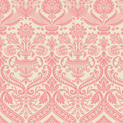 Fabrics - DamaskVA2c fabric by muhlenkott for sale on Spoonflower - custom fabric - pink, damask, fabric