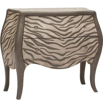 Kanya Zebra Chest
