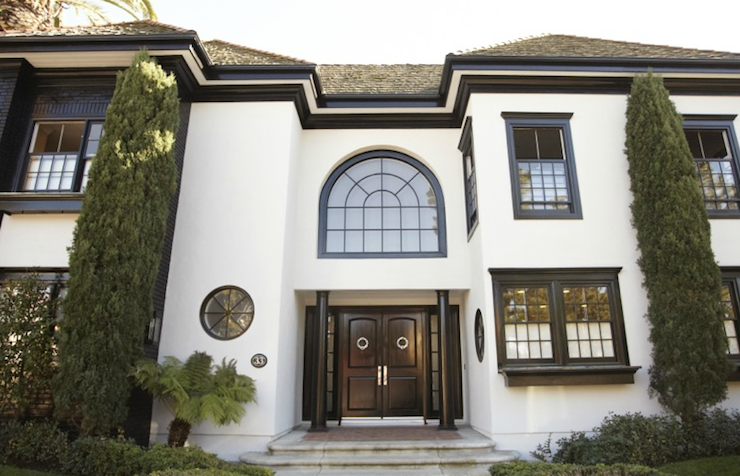 Stucco Design Ideas view full size View More Home Exteriors
