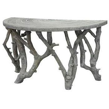 Tables - Maison Luxe - branches, vincent, console, table