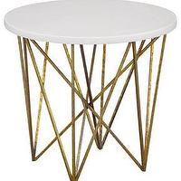 Tables - Maison Luxe - george, side, table