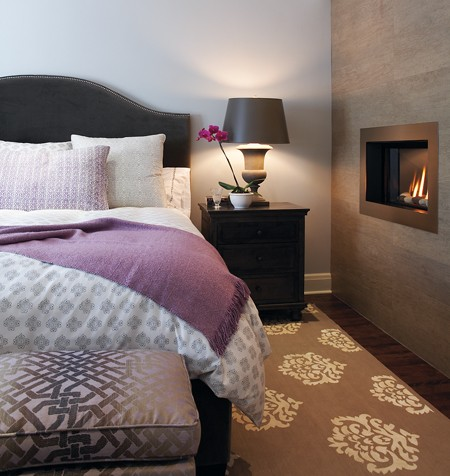 Bedroom Fireplace Contemporary Bedroom House Amp Home