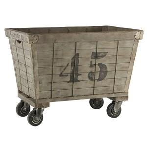 Storage Furniture - Lavandrie Cart | Aidan Gray - lavandrie, cart