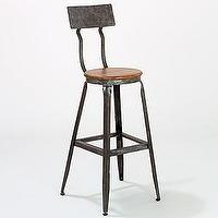 Seating - Hudson Pub Stool | Dining Room Furniture| Furniture | World Market - hudson, pub, stool