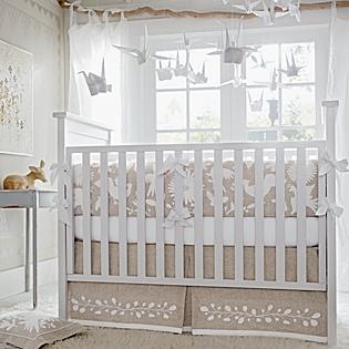 Bedding - Marlo Nursery Bedding for Baby Nursery | Serena & Lily - marlo, crib bedding