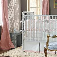 Bedding - Colette Three-Piece Crib Set | Serena & Lily - colette, crib, bedding