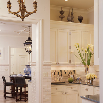Small Butler's Pantry, Transitional, kitchen, Martha Angus
