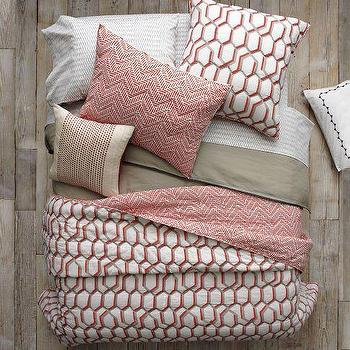 Bedding - Layered Bed Looks - Sleep Bright | west elm - layered, bed, look, sleep bright