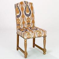 Seating - Amber Ikat Walter Chair | Dining Room Furniture| Furniture | World Market - amber, ikat, walter, chair