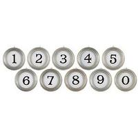 Decor/Accessories - Typewriter Numbers Set - Decorative Accessories - Decor - typewriter, number, set