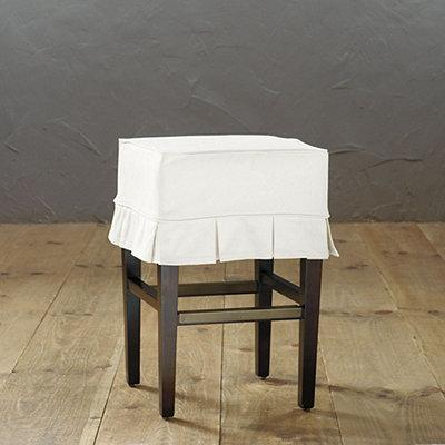 Mallory Slipcovered Counter Stool, Ballard Designs