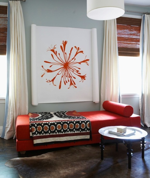 Moroccan Tray Table - Contemporary - living room - Cameron MacNeil ...