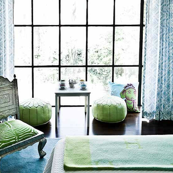 Hermes Throw, Contemporary, girl's room, Manny Rodriguez Photography