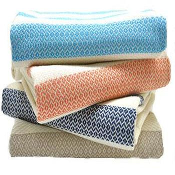 Bath - Luxe Bamboo Honeycomb - Turkish-T - turkish, luxe, bamboo, honeycomb, towels