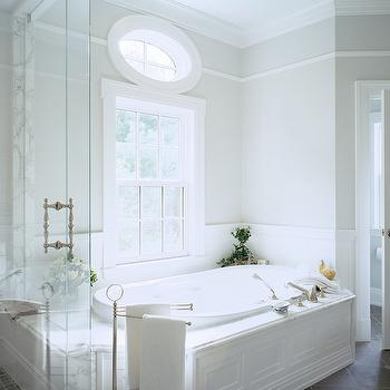 Spa Bathroom, Traditional, bathroom, Jan Gleysteen Architects