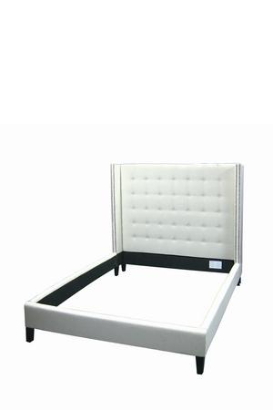 Beds/Headboards - Bruni Bed :: VIEW ALL  :: CORE COLLECTION :: HOME :: Calypso St. Barth - bruni, bed