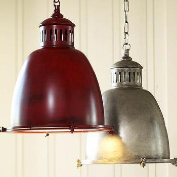Lighting - Wilson Industrial Pendant | Pottery Barn - wilson, industrial, pendant