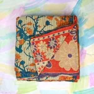 Bedding - Kantha Quilt III - kantha, quilt