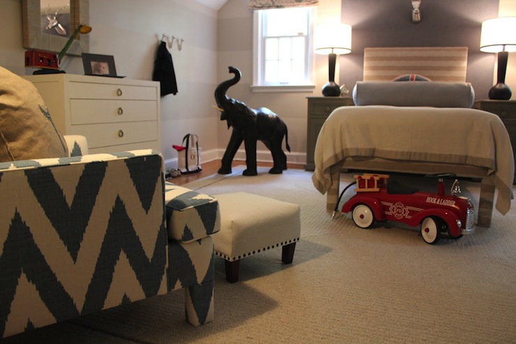 Boy's Bedroom Designs - Contemporary - boy's room - Finnian's Moon ...