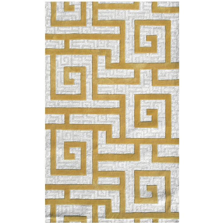 Rugs - Ecconox Rome Gold Rug - ecconox, rome, gold, rug