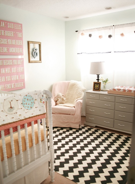 Vintage Baby Girl Nursery Vintage Nursery On To Baby