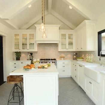 Arteriors bar Stool = Transitional, kitchen, Arch Interiors