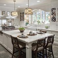 Drury Designs - kitchens - island,  island