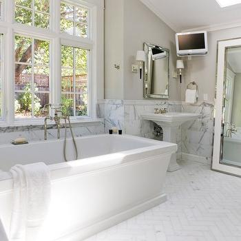 Contemporary Bathroom Sink Vanities And Cabinets Sink Trends Glamorous ...