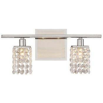 Lighting - Sparkle Collection 15 1/4 - sparkle, collection, sconce