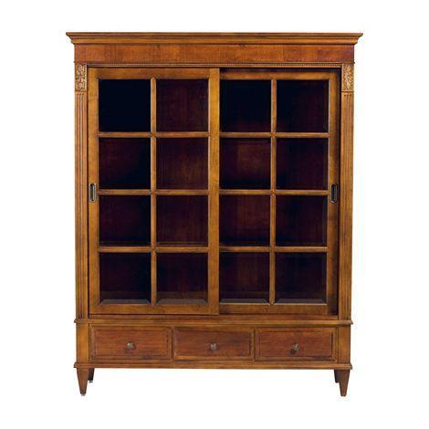 Townhouse Curio Cabinet Ethan Allen Furniture Interior Design