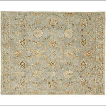 Rugs - Gabrielle Persian-Style Rug | Pottery Barn - gabrielle, persian, rug
