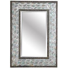 Mirrors - Product Details - Abalone Mirror - abalone, mirror