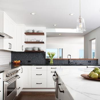 Waterworks Henry Pendant, Contemporary, kitchen, Regan Baker Design