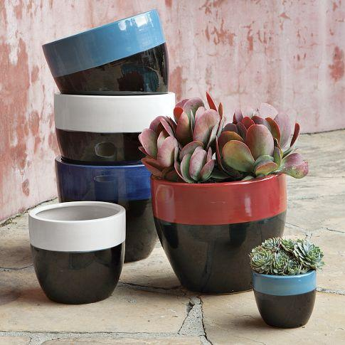 Decor/Accessories - Claude Planters | west elm - claude, planters