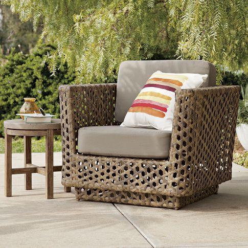Montauk Lounge Chair West Elm
