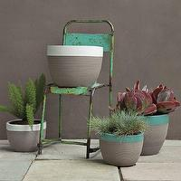 Decor/Accessories - Camille Planters | west elm - camille, planters