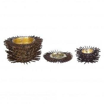 Decor/Accessories - Sea Urchin Bowls - Tabletop - Accessories | Jayson Home - sea urchin, bowls