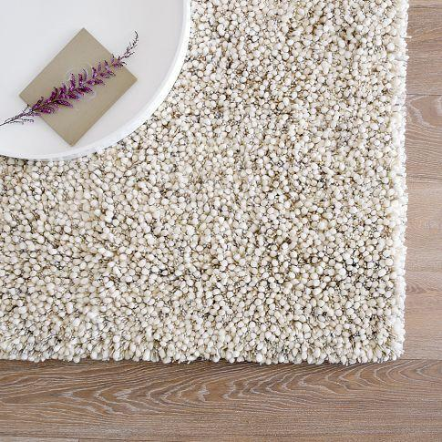 Bello Shag Rug, west elm