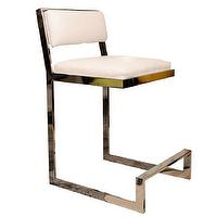 Seating - Bar Stool - chrome, bar stool
