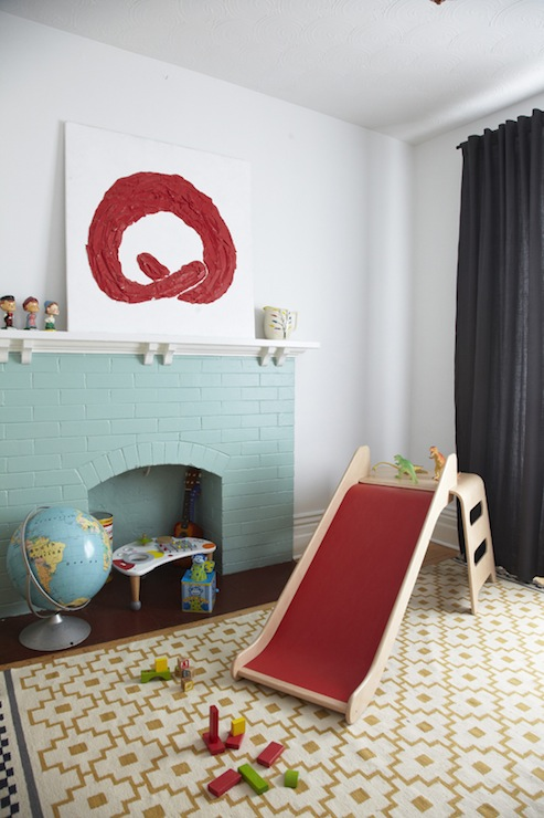 Ikea Rug Eclectic Boy S Room Russet And Empire Interiors