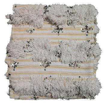 Moroccan Wedding Blanket, 3, Shoppe by Amber Interior Design