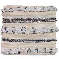 Bedding - Moroccan Wedding Blanket - 1 | Shoppe by Amber Interior Design - moroccan, wedding, blanket
