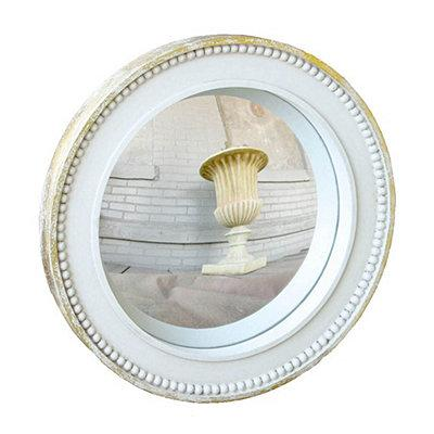Beaded Bulls Eye Mirror, Wall Decor, Ballard Designs