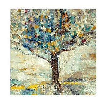Family Tree Giclee, Wall Decor, Ballard Designs