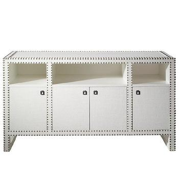 Storage Furniture - Bungalow 5 Marco Cabinet White - bungalow 5, marco, cabinet