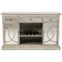 Storage Furniture - Gabby Furniture Genevieve Credenza - gabby furniture, genevieve, credenza